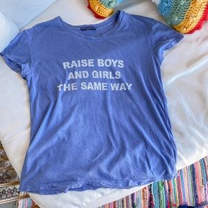Raise Boys and Girls the Same Way Brandy Melville